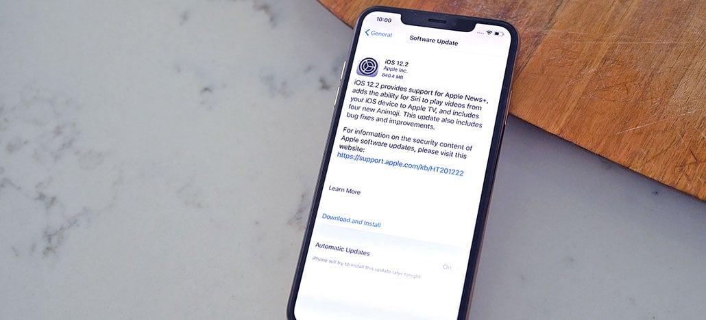 iOS 12.2 chega trazendo suporte para novos AirPods e Animojis inéditos
