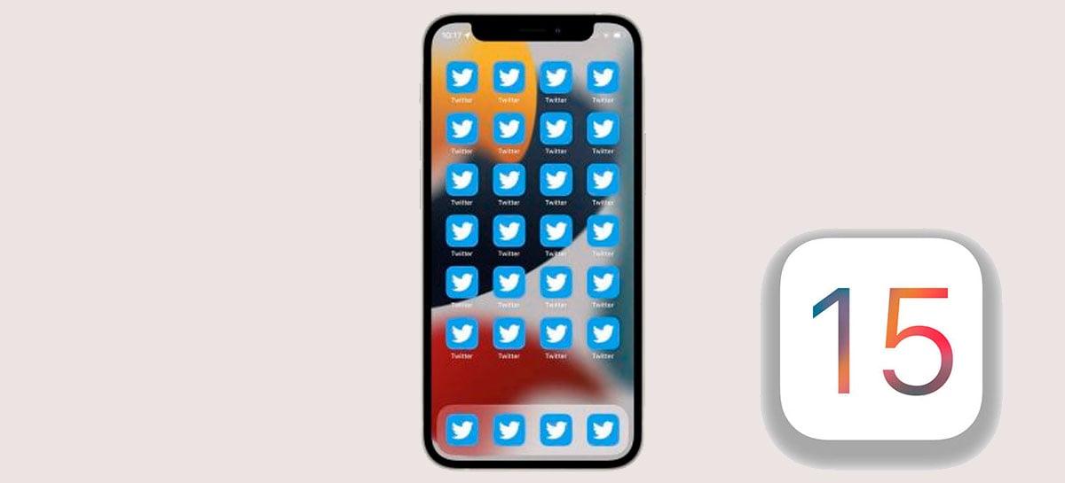 iOS 15 vai permitir que os usuários copiem apps quantas vezes quiser