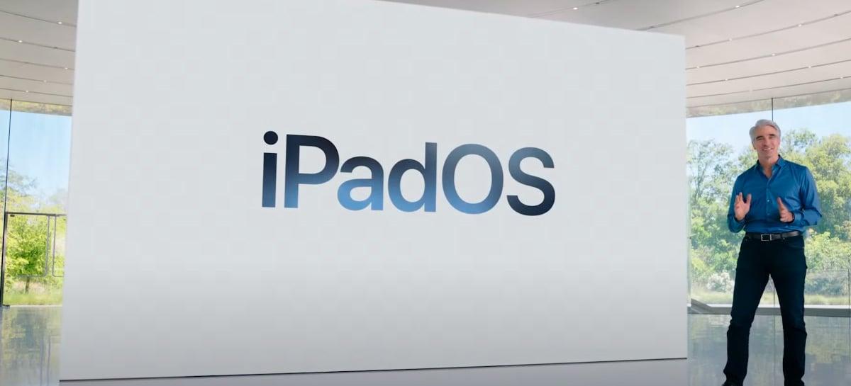 iPadOS 15 é anunciado com novas customizações, widgets e multitarefa