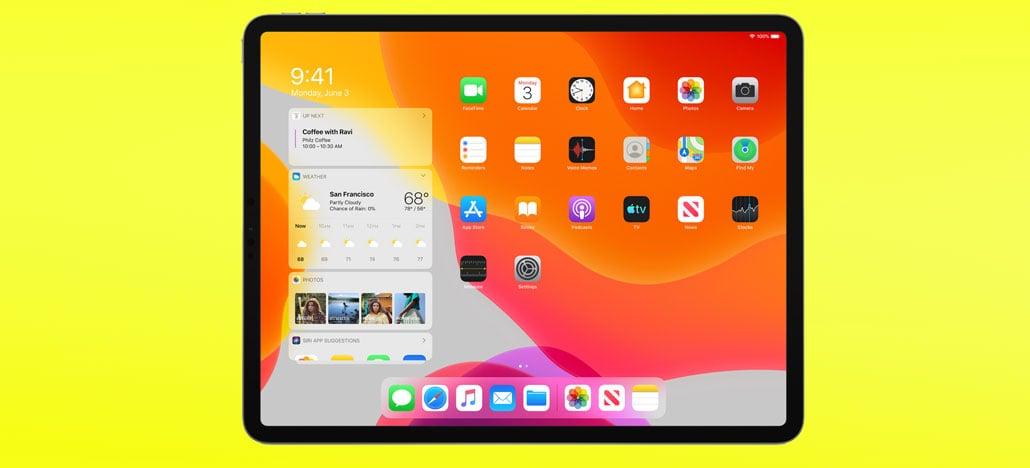 Apple apresenta o iPadOS, sistema operacional próprio para tablets