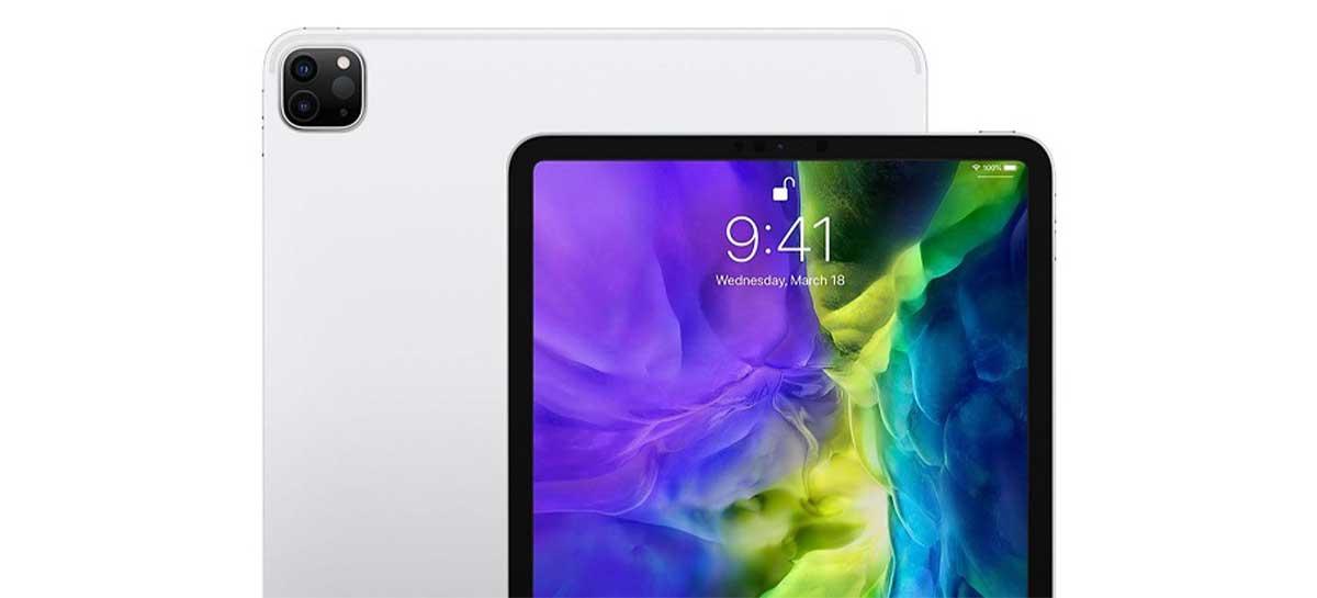 Novo iPad Pro contará com display de mini-LED, tela de 12.9 polegadas e design mais grosso [RUMOR]