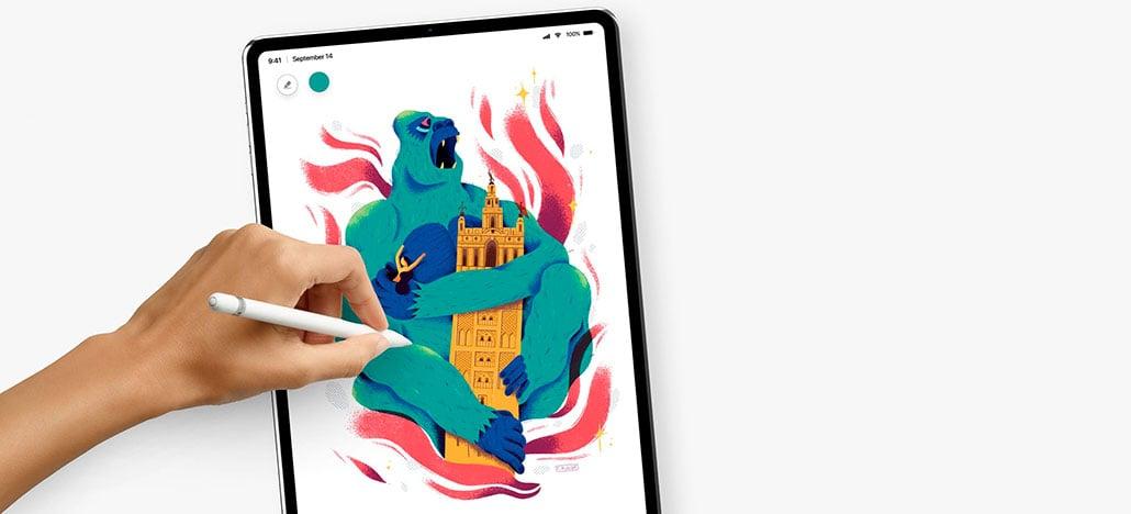 Design cria conceito de como seria iPad Pro com Face ID e bordas finas