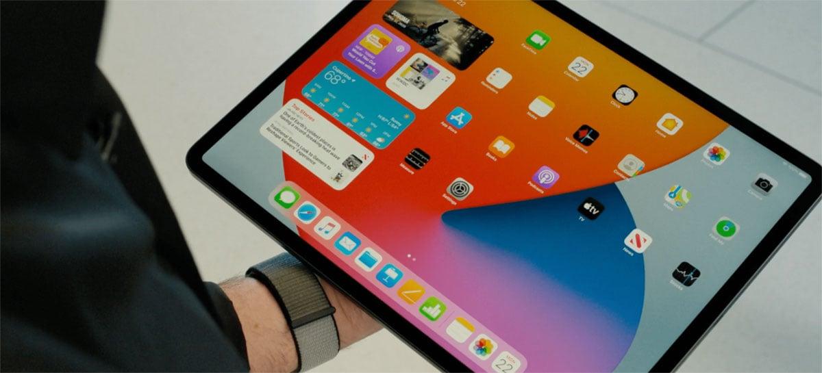 Apple lança iPadOS 14 com novos widgets e apps reprojetados