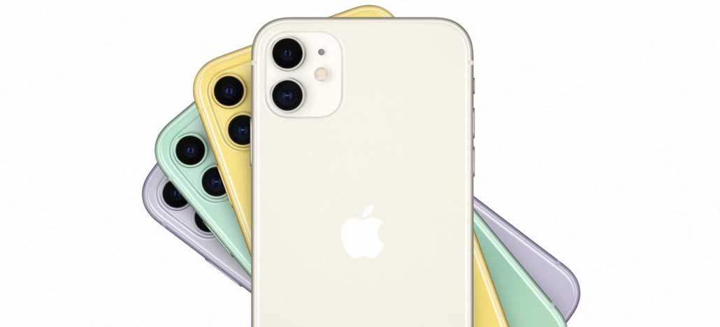 iPhone 11 chega com novo hardware, câmera dupla e novas cores
