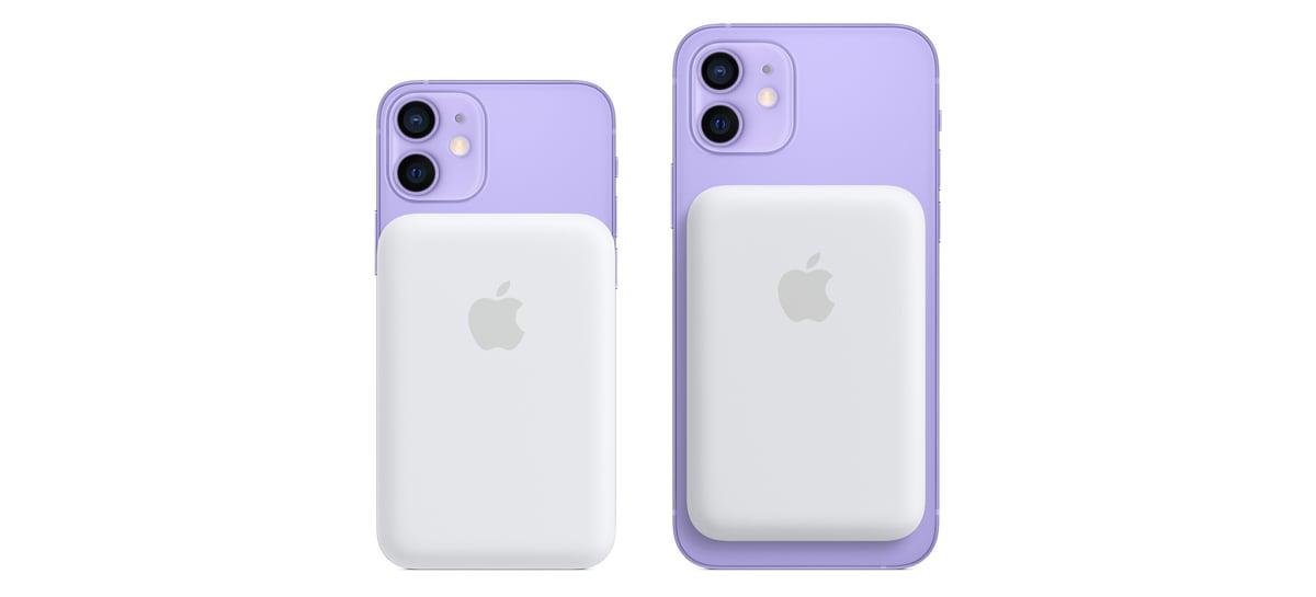 Apple lança sua Bateria MagSafe para o iPhone 12
