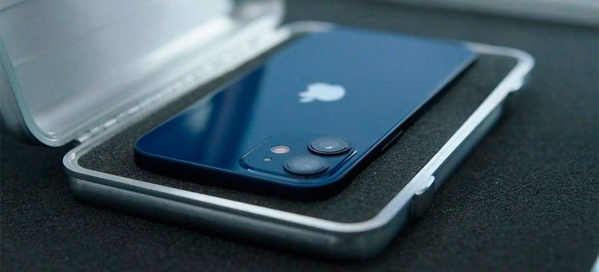 iPhone 12 deve ser feito no Brasil e versão mini tem 2.227 mAh de bateria, segundo Anatel