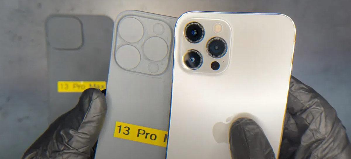 iPhone 13 Pro Max pode vir com câmeras bem maiores, segundo vazamentos