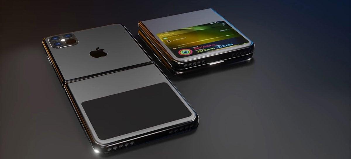 Analistas de mercado preveem iPhone dobrável em 2023, com suporte a stylus