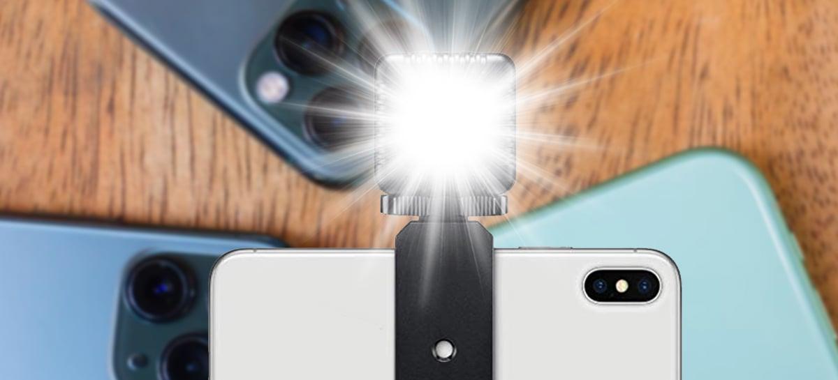 iPhone 11 pode receber novos acessórios para iluminação Made-For-iPhone em breve