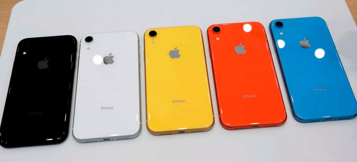 iPhone XR foi o celular mais vendido no mundo em 2019, aponta pesquisa