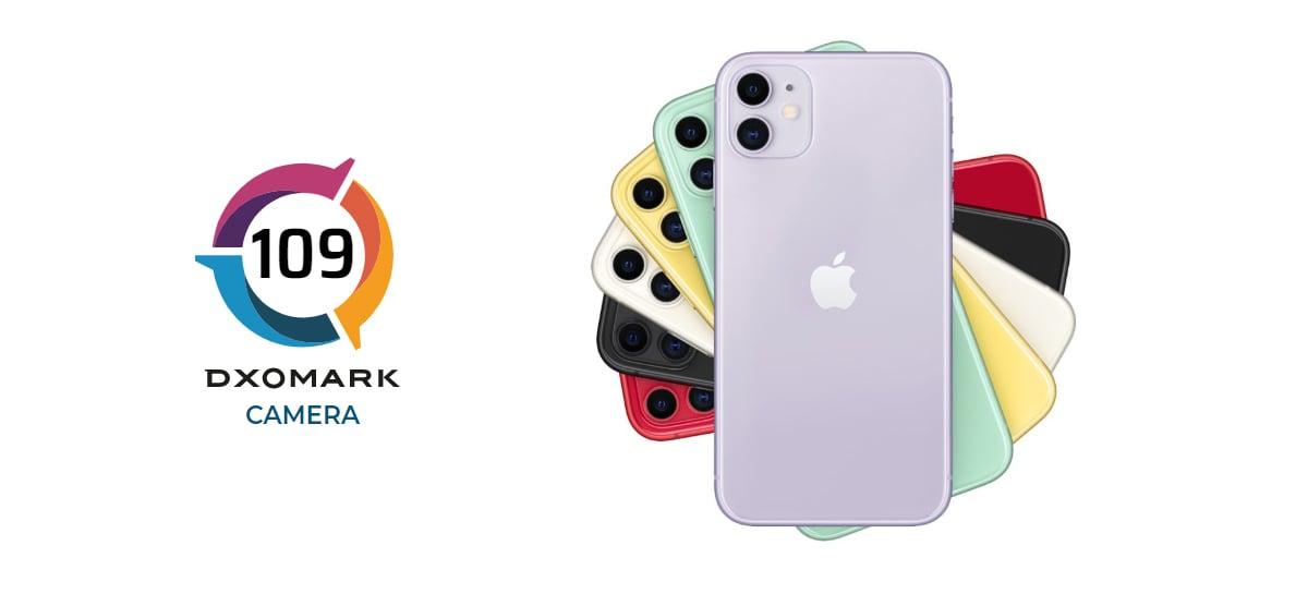 iPhone 11 atinge 109 pontos nos testes de câmera do DxOMark