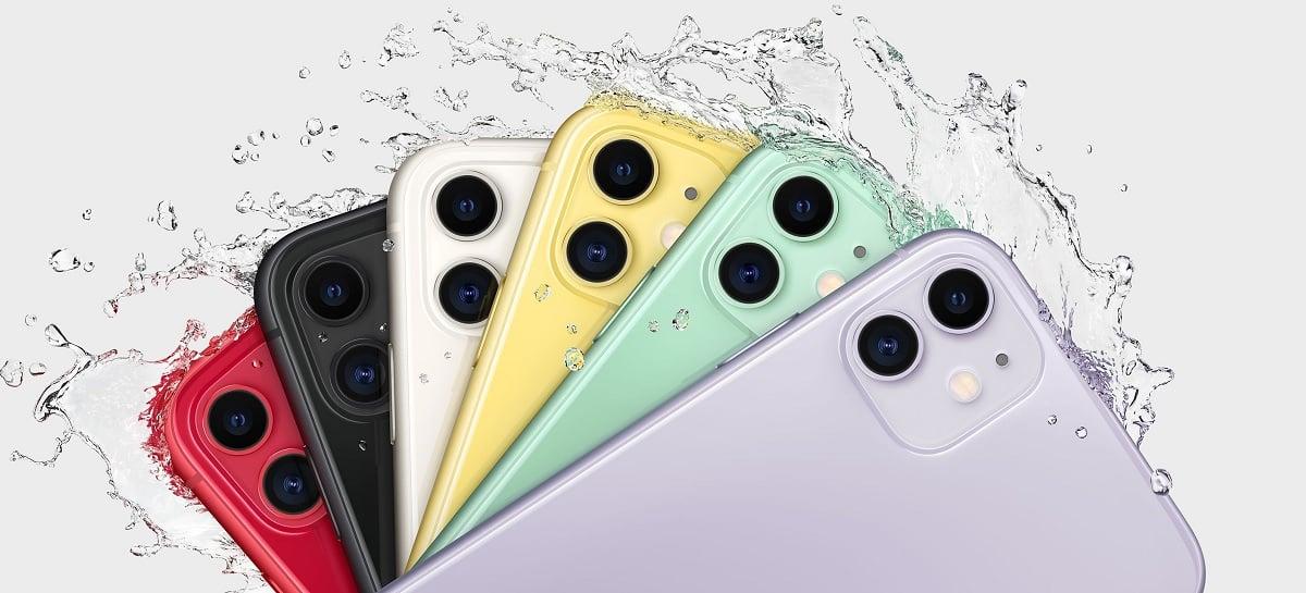 Apple tem 8 dos 10 aparelhos mais vendidos em dezembro nos EUA