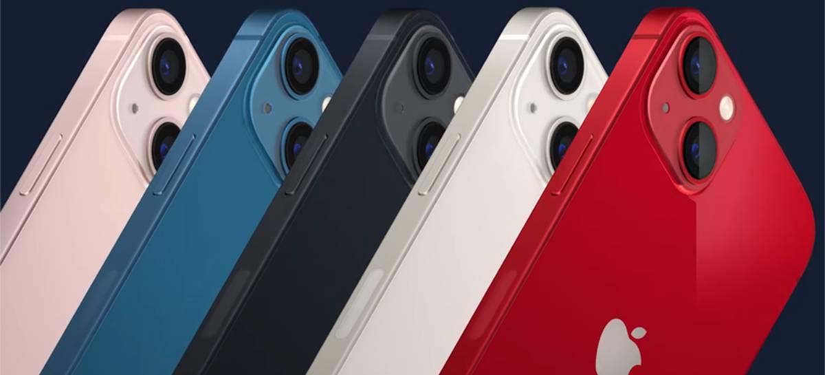 iPhone 13 é oficial! Preço, especificações e tudo sobre os novos smartphones da Apple