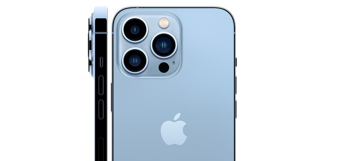 Quanto custa para produzir um iPhone 13 Pro?