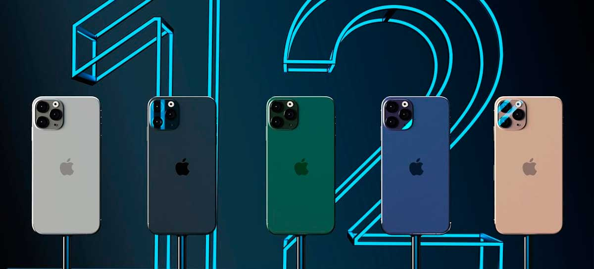 Linha de iPhone 12 deve ter tela OLED e tecnologia XDR