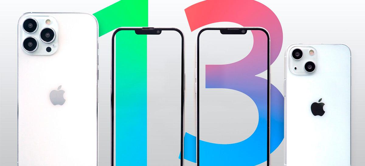 Apple testou, mas iPhone 13 não terá Touch ID sob a tela [RUMOR]