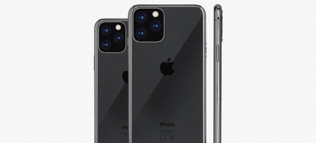 Novos iPhones de 2019 devem ter telas OLED de 6,1