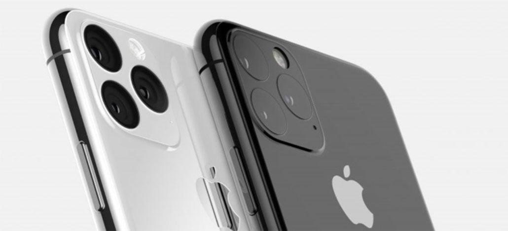 Novas renderizações mostram câmeras traseiras do iPhone XI em detalhes [Rumor]