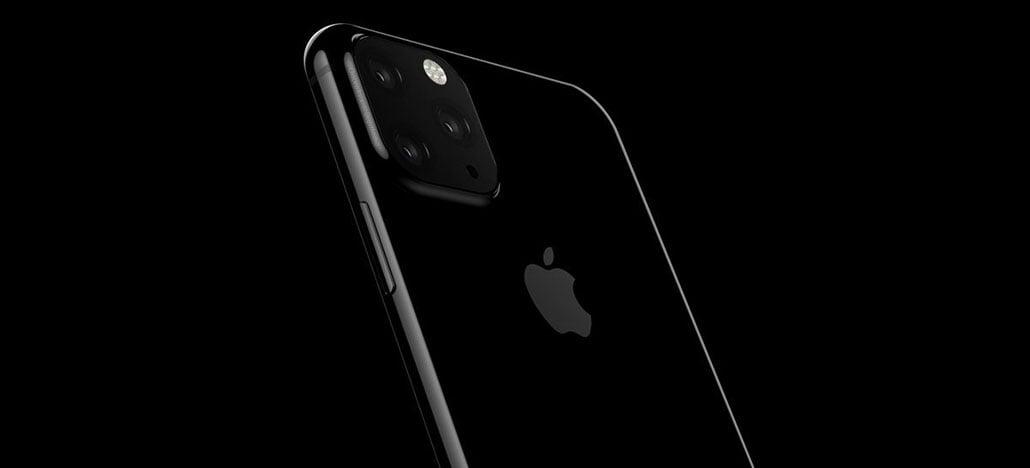 Novas imagens vazadas apontam como será o design do iPhone XI Max [Rumor]