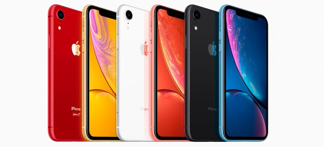 Apple libera as vendas dos iPhone Xs Max e Xr para o Brasil, preços vão até R$9999
