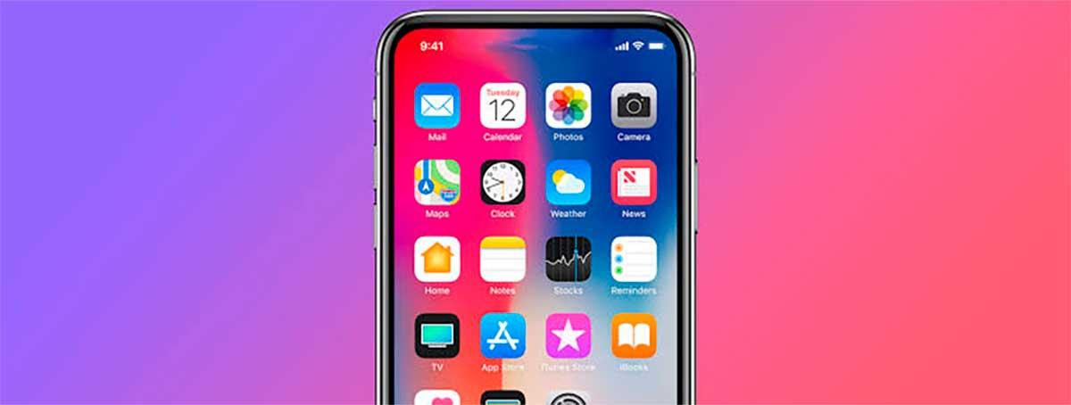 iPhone 2020 virá com conexão 5G e câmera sob o display - sem notch