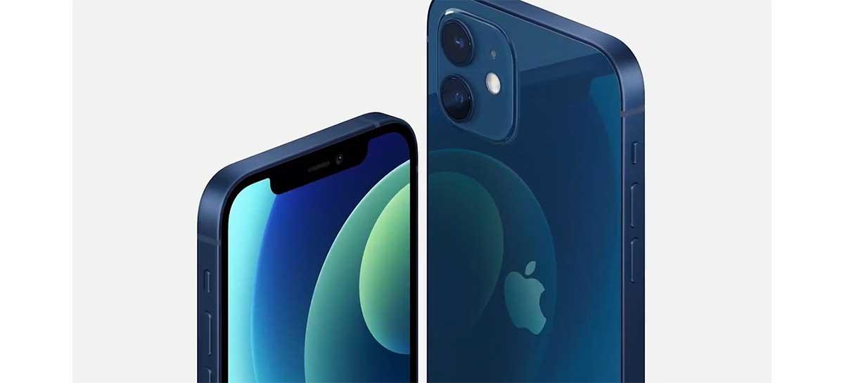 iPhone 12 mini e iPhone 12 Pro Max entram em pré-venda amanhã