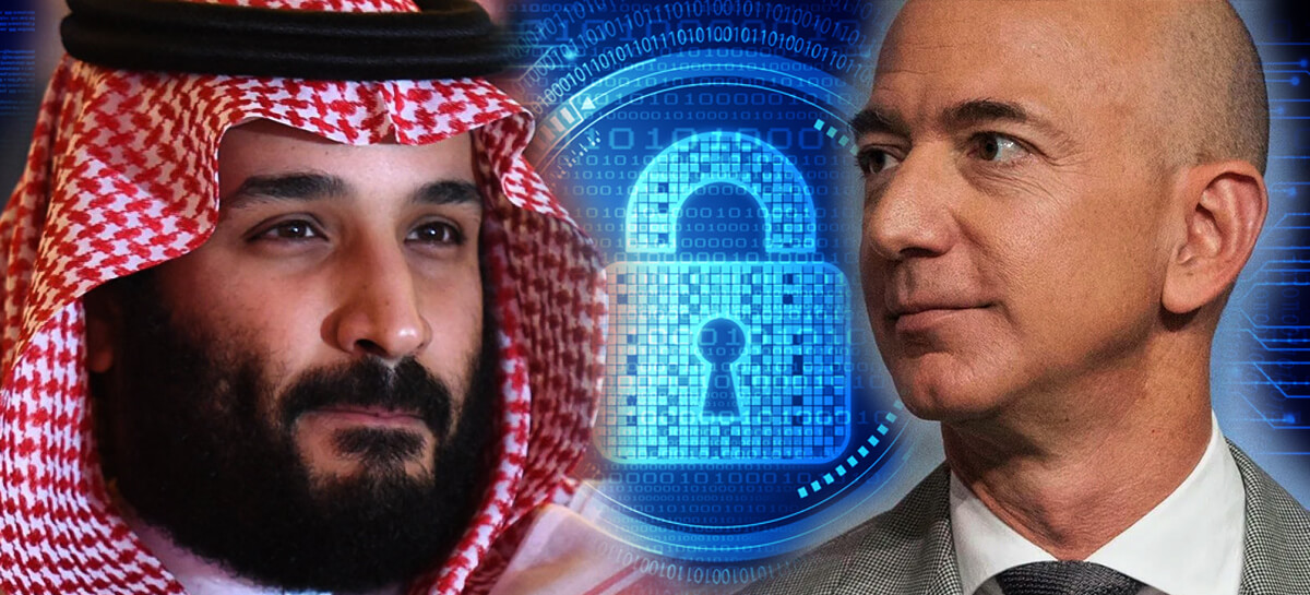 É oficial: Príncipe da Arábia Saudita hackeou o telefone do CEO da Amazon, Jeff Bezos