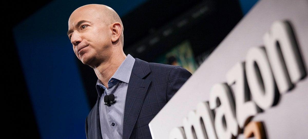 Jeff Bezos, fundador da Amazon, anuncia sua saída da posição de CEO da empresa