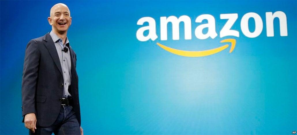 Jeff Bezos, CEO da Amazon, ganha US$ 231 mil por minuto