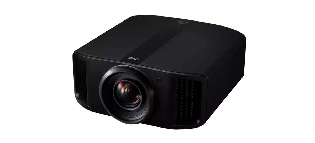 JVC lança primeiro projetor 8K com HDMI 2.1