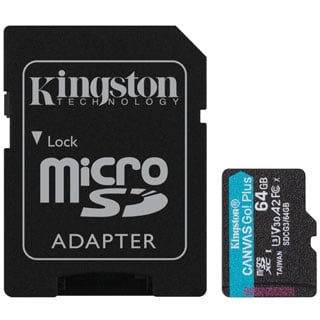 Kingston Canvas Go! Plus