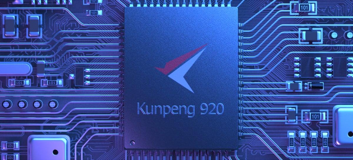 CPU Kunpeng de 24 Núcleos da Huawei supostamente tem desempenho melhor que o do Core i9-9900K