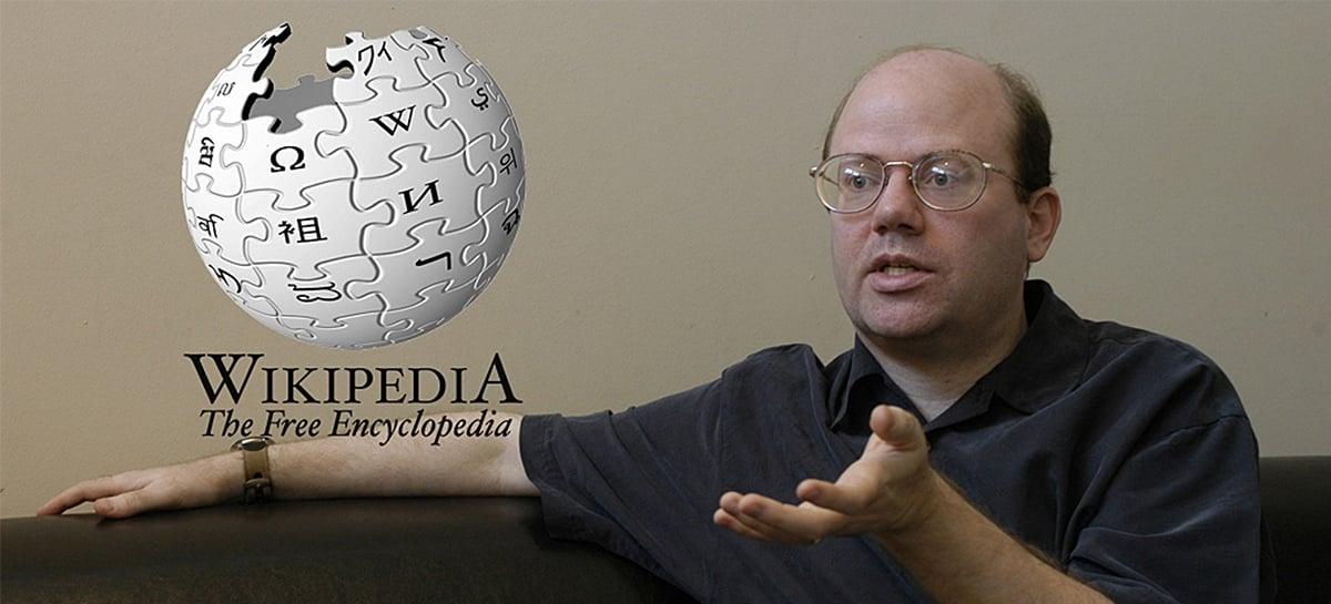 Criador da Wikipedia afirma que não é possível confiar na Wikipedia