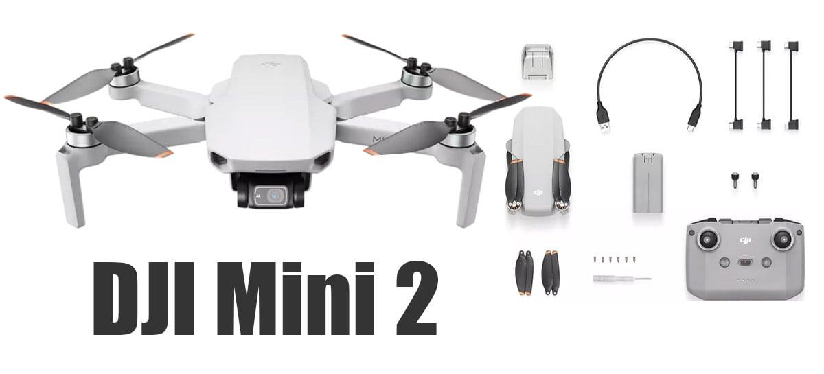 DJI Mini 2 - Tudo que você precisa saber sobre o novo pequeno drone da DJI