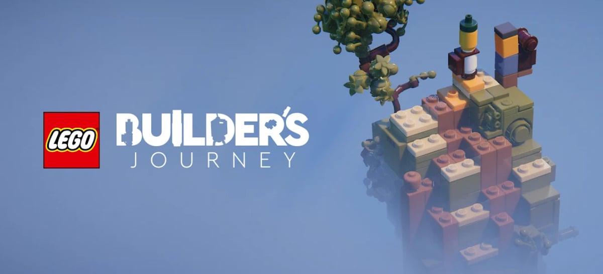 Lego Builder's Jouney será lançado para PC e Nintendo Switch dia 22 de junho