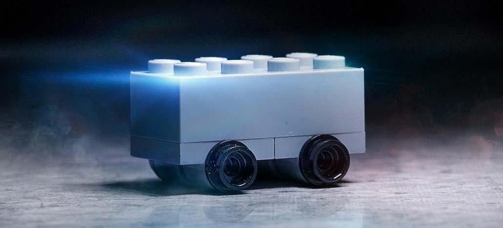 LEGO tira onda e apresenta sua própria versão do Cybertruck da Tesla