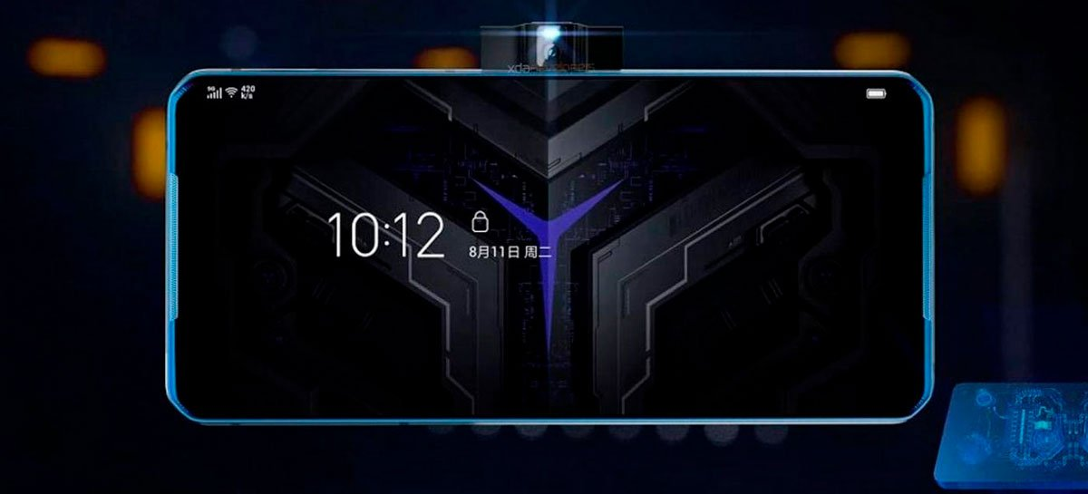 Smartphone gamer Lenovo Legion pode superar celulares atuais com Snapdragon 865 [Rumor]