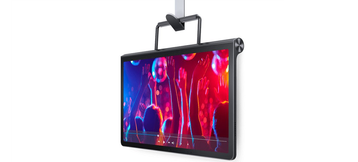Lenovo anuncia na MWC seus novos tablets, Yoga Tab 13 e Yoga Tab 11