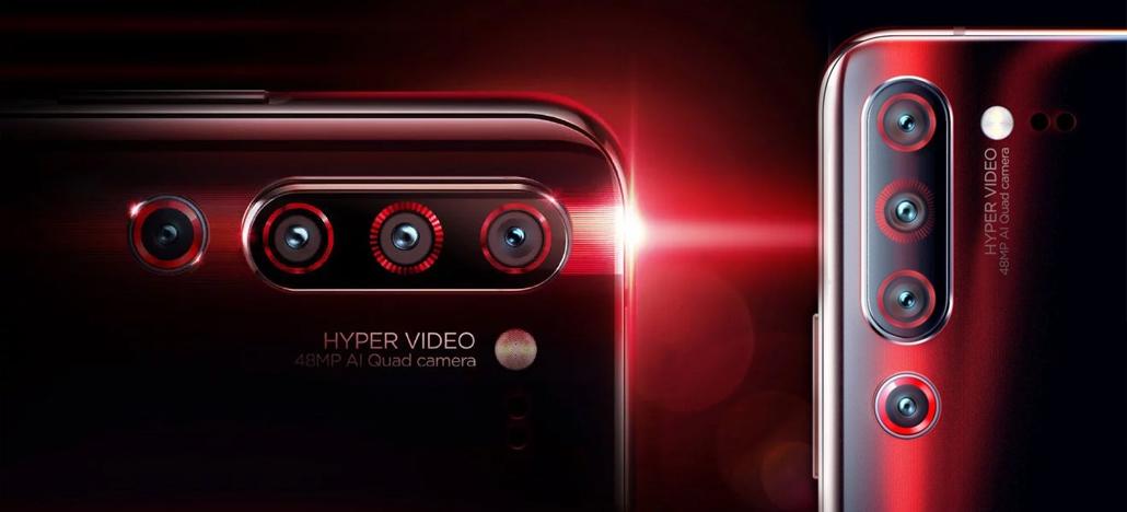 Lenovo Z6 Pro é anunciado com Snapdragon 855, 4 câmeras traseiras e bateria de 4.000mAh