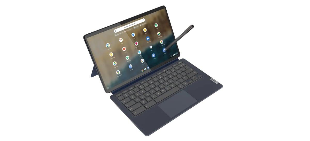 Lenovo anuncia seu Chromebook Duet 5 com tela OLED de 13,3 polegadas
