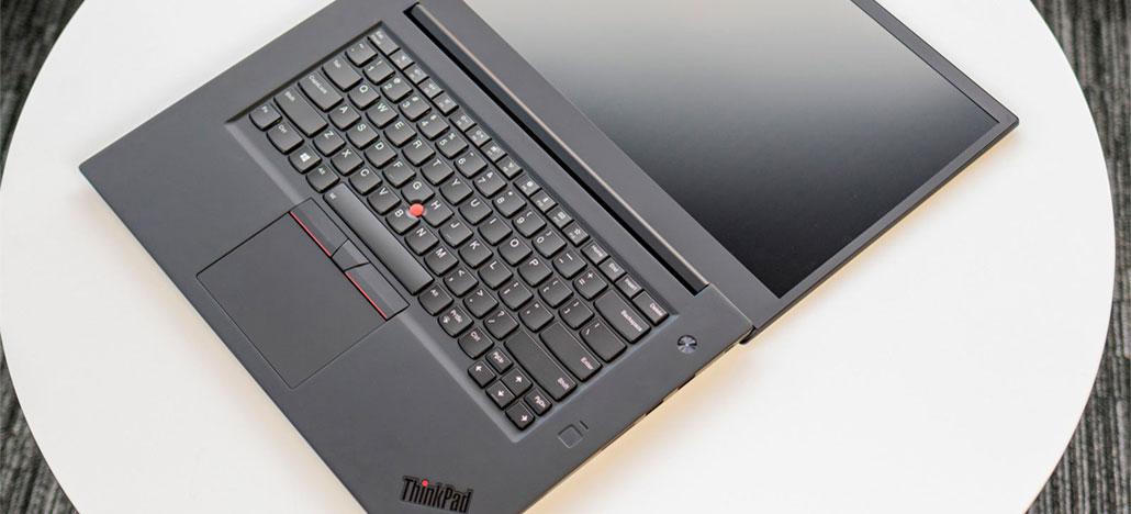Lenovo anuncia notebook ultrafino ThinkPad P1 para uso profissional