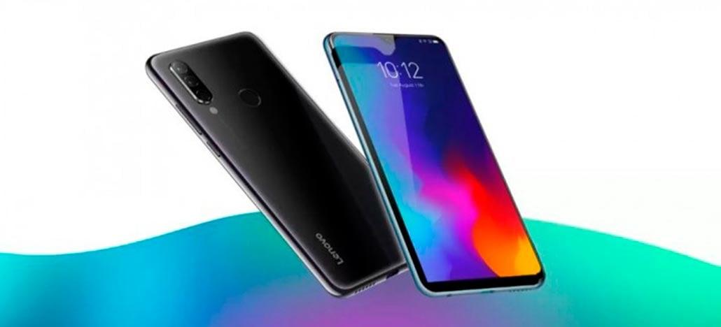 Lenovo K10 Note: reveladas especificações e imagens oficiais do smartphone