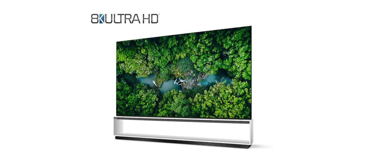 LG planeja apresentar suas novas TVs 8K durante a CES 2020 em janeiro