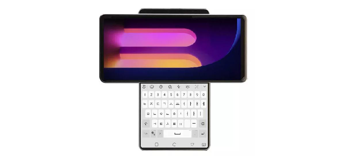 LG está desenvolvendo celular com duas telas e uma delas seria giratória [Rumor]