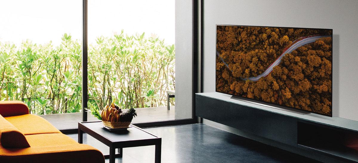 LG lança novas smart TVs OLED CX e GX com até 77 polegadas, 4K e 120Hz