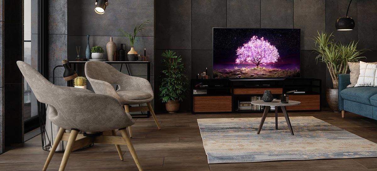 LG está trazendo suporte para 4K 120 Hz com Dolby Vision para suas smart TVs