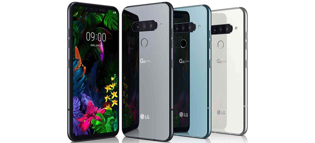 Smartphone LG G8S ThinQ é lançado no Brasil com Snapdragon 855 e 6GB de RAM