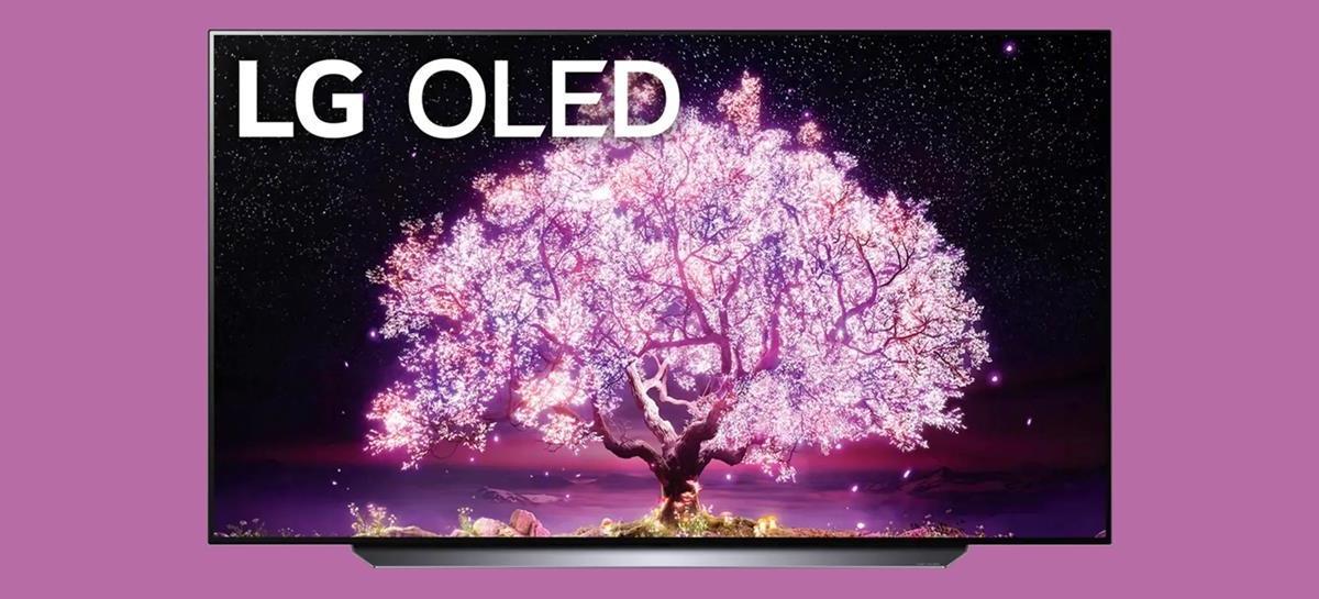 LG oferece um ano de garantia adicional para compradores de modelos específicos de TVs OLED