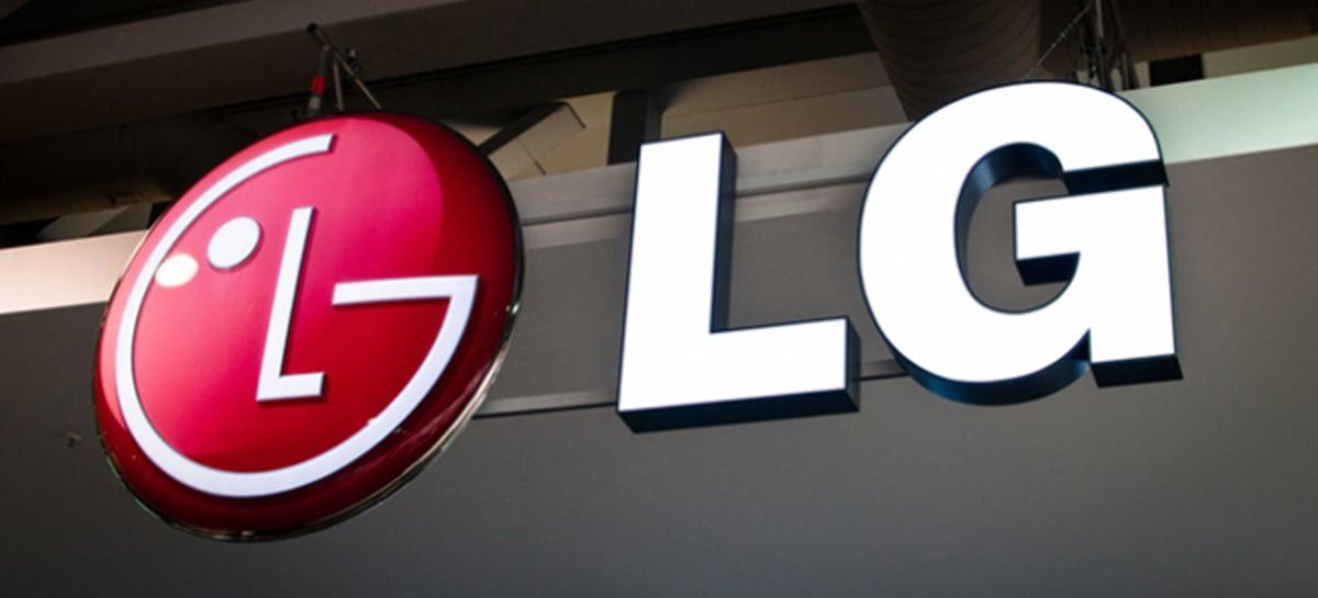 LG registra patente de celular com tela dobrável e enrolável