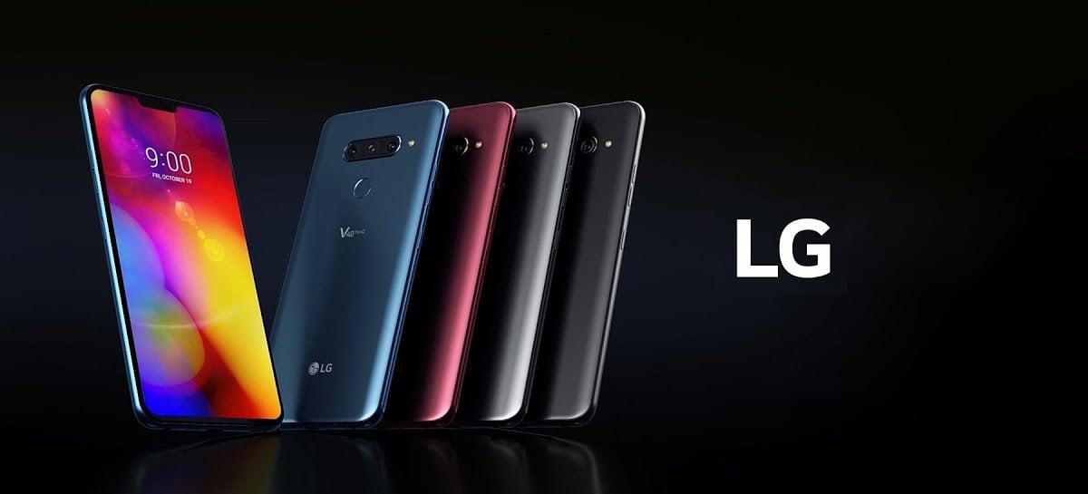 LG pode anunciar sua saída do mercado de smartphones no dia 5 de abril